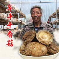 阜平特产馆  有阜同享  香菇干 150g
