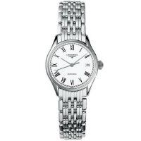 浪琴Longines-律雅系列 L4.360.4.11.6 机械女士手表