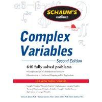 英文原版 复变函数概论 Schaum's Outline of Complex Variables, 2ed