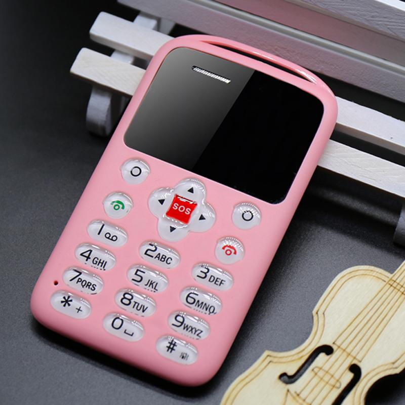 超薄卡片手机超小袖珍功能按键便宜学生儿童男女个性直板 儿童迷你手机
