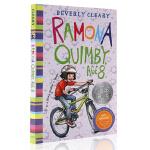 英文原版 Ramona Quimby, Age 8 纽伯瑞儿童文学奖作品 蕾蒙娜八岁 平装 儿童桥梁章节书 儿童小说