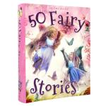现货热销50 Fairy Stories 500个仙子故事 原版英文 儿童图书少儿