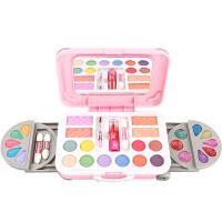 儿童化妆品套装演出可水洗女童彩妆盒玩具