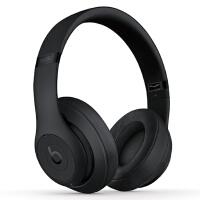 【支持礼品卡】Beats Studio3 Wireless 录音师无线3代 头戴式 蓝牙无线降噪耳机 游戏耳机 - 哑