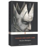正版现货莎士比亚戏剧故事集 英文原版 Tales from Shakespeare 莎剧初学者的入门书 英文版进口英语文