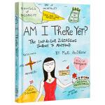 【中商原版】我到了吗?曲折的成长之路 英文原版 绘本 Am I There Yet Mari Andrew