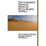 【预订】The Complete Poetical Works of Percy Bysshe Shelley