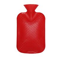 暖水袋新款高密度PVC大号2L加厚灌水橡胶