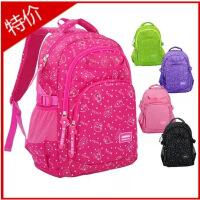 龙人儿童书包小学生女1-3-6年级韩版双肩包男童背包定做批发1205