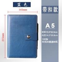 pu本册笔记本商务套装礼盒创意记事本广告定制日记本本子定做