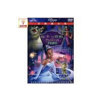 动画片 公主与青蛙 正版DVD D9