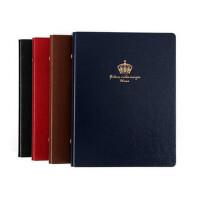 道林活页本A4/B5/A5-120页文具商务厚硬面笔记本记事本大本