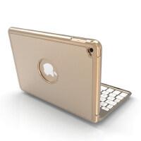 iPad mini2键盘保护套苹果mini4蓝牙键盘壳iPad迷你3超薄套苹果平板ipad min Mini通用带背光