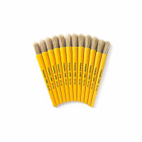 绘儿乐Crayola 儿童绘画涂鸦笔刷大号画笔幼儿绘美术专用绘画工具