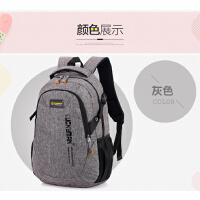 书包小学生男童-年级女孩双肩包韩版儿童书包初中休闲旅行背包