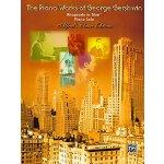 英文原版 乔治格什温 蓝色狂想曲 乐谱 George Gershwin - Rhapsody in Blue (Ori