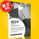 现货 ACCA考试 新版会计师与企业教材 英文原版Accountant in Business Interactive