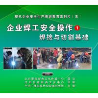 原装正版 企业焊工安全操作1:焊接与切割基础(2DVD)企业培训视频 光盘