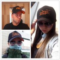 韩版棒球帽男女鸭舌帽 男潮款户外太阳帽可调节情侣遮阳帽防晒帽子