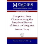 【预订】Complicial Sets Characterising the Simplicial Nerves of