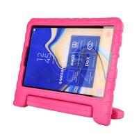 三星Galaxy Tab A 10.5 sm-T595C保护套网红抖音10.5英寸T590平板电脑全 玫红色【三星T5