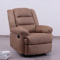 头等太空沙发舱单人摇转功能沙发布艺美甲美睫懒人电动躺椅电脑椅