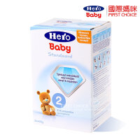 Hero Baby婴幼儿奶粉 荷兰本土herobaby奶粉2段(6-10个月适用)800g (海外购)