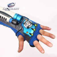 怡高 7合1多功能实用小朋友整蛊玩具侦探手套 儿童创意手套便携带