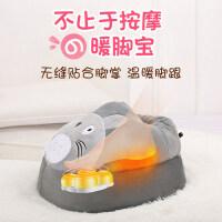 【新品】暖脚宝加热 脚垫床上办公室暖足插电加热保暖取暖器女冬天捂脚神器