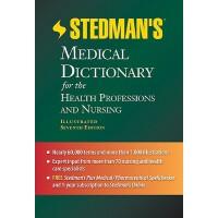 【预订】Stedman's Medical Dictionary for the Health Professions