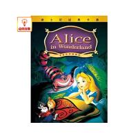 动画片 迪士尼爱丽斯梦游仙境正版DVD盒装