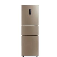 美的 226升 三�T冰箱家用小型抗菌保�r�L冷�o霜冷藏冷�鲭�子控�毓�能省� BCD-226WTM(E)
