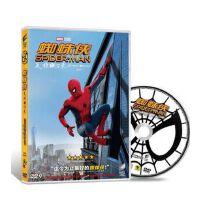 正版蜘蛛侠 英雄归来 欧美高清动作冒险电影dvd光盘碟片 中英双语
