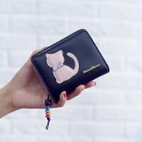 女童钱包可爱小零钱包小学生长款钱夹韩版女孩公主儿童包包短款潮