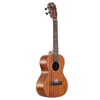 UKU 尤克里里26寸 初学者桃花芯木ukulele 23寸玫瑰木乌克丽丽小吉他