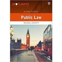 【预订】Public Law 9781138504929