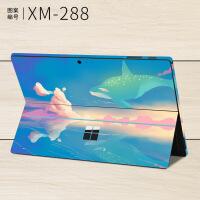 微软平板电脑Pro6 Pro5保护膜New Surface Pro4贴纸Surface 3贴膜Pro