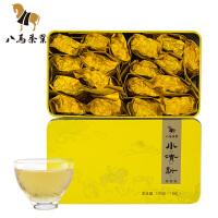 八马茶业 铁观音清香型安溪乌龙茶兰花香铁观音小清新1号茶叶盒装126克