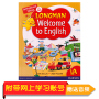 原版香港朗文小学英语教材Longman Welcome to English 1A 学生书