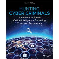 【预订】Hunting Cyber Criminals 9781119540922