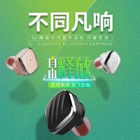 单边语音通话蓝牙耳机小巧便携智能一拖二无线运动