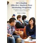 【预订】DEVELOPING EFFECTIVE STUDENT PEER MENTORING PROGRAMS 97