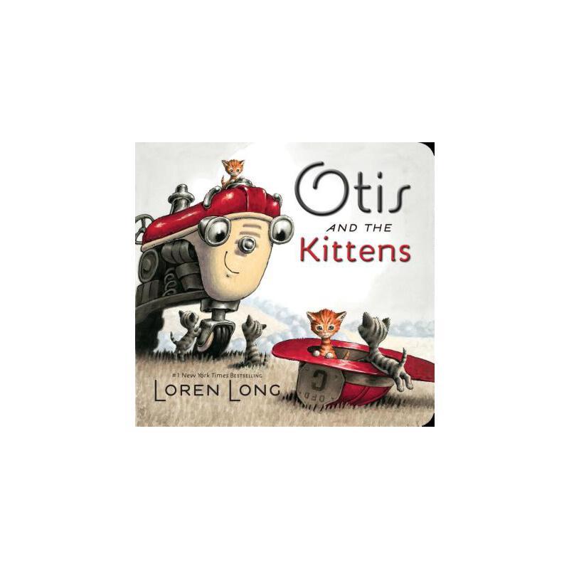 【预订】Otis and the Kittens 预订商品,需要1-3个月发货,非质量问题不接受退换货。