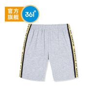 【下单立减到手价:48.7】361度童装 男童五分裤2019年夏季新品儿童休闲裤运动裤K51923526