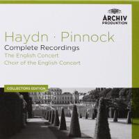 现货 [中图音像]进口CD 海顿作品录音 平诺克指挥 DG 收藏版 12CD