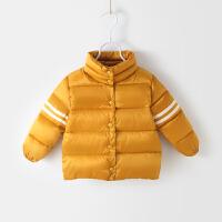 儿童羽绒男童女童宝宝婴幼儿棉衣中小童秋冬棉袄外套
