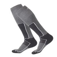 男女冬季保暖滑雪袜户外长筒登山袜徒步装备跑步袜防寒高筒运动袜