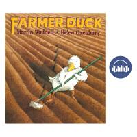 【首页抢券300-100】Farmer Duck 农夫鸭 英文原版图书绘本 屡获大奖好书 获奖绘本 少儿绘本 儿童英文原