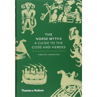 英文原版 北欧神话 The Norse Myths 神话入门读物 卡罗琳・拉灵顿Carolyne Larrington