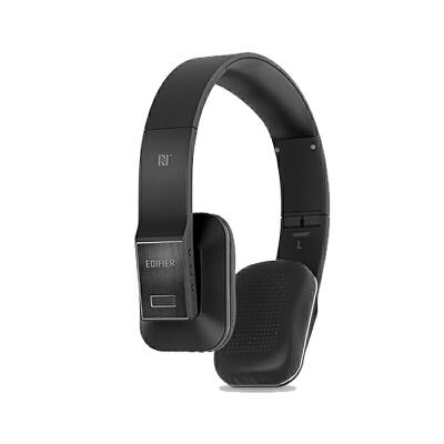 Edifier/漫步者 W688BT无线蓝牙耳机便携头戴式音乐通话耳麦蓝牙4.1 低音浑厚 双栖模式 兼容广